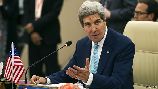 Ngoại trưởng Kerry