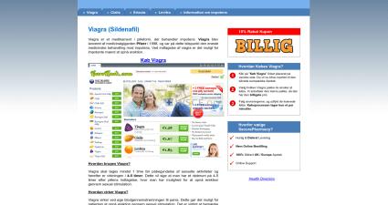 Billigviagra.com The Internet Canadian Drugstore