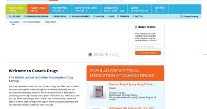 Easymaildrugs.com Website Pharmacy