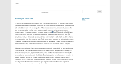 Farmaciaespanola.es Online Pharmaceutical Shop