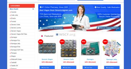 Genericviagrarx.com Mail-Order Pharmacy