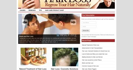 Hairlosssolution.net Overseas On-Line Drugstore