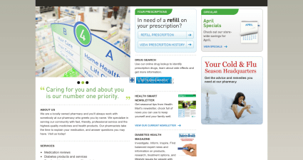 Jonespharmacy.com Web's Pharmaceutical Shop