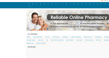 Onlinepharmacydrug.com The Internet Canadian Drugstore