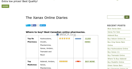 Xanax-Online.com Friendly and Professional