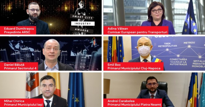 The Smart City Industry Champions in Romania, 2020