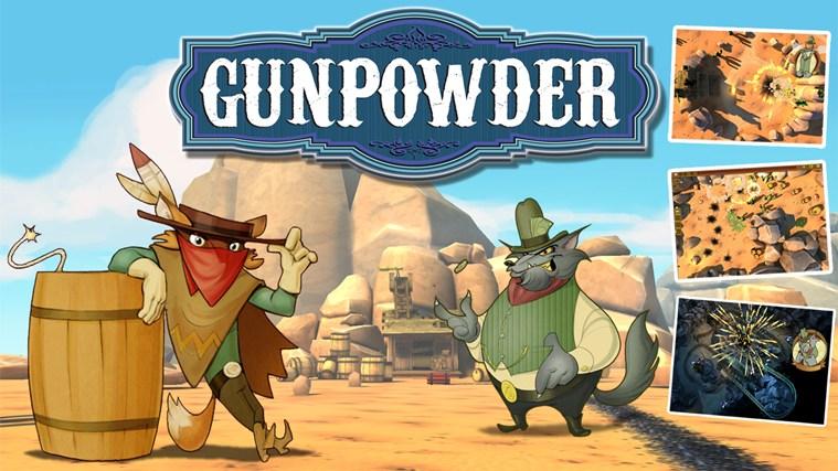 Gunpowder: l'esclusivo gioco di rompicapi con oltre 100 livelli da esplorare!