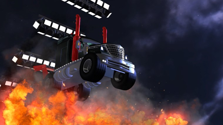 Truck Trials - Multiplayer Race skjermbilde 3