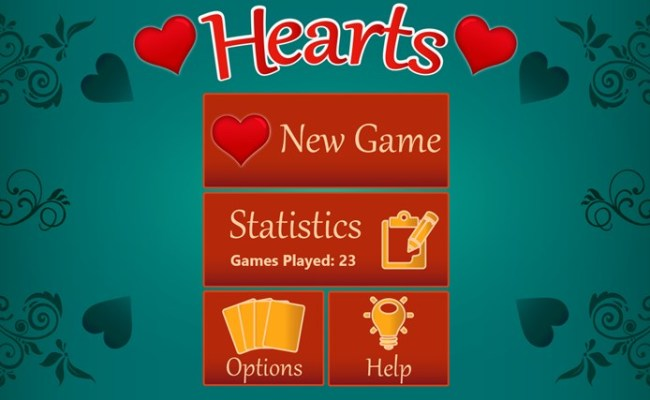 Hearts Deluxe App For Windows In The Windows Store