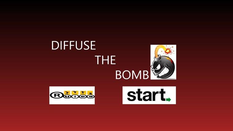 DIFFUSE THE BOMB