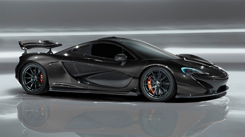 Beautiful McLaren P1 Picture Cars Desktop Wallpaper