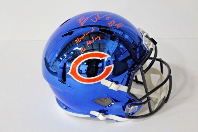 Urlacher Helmet