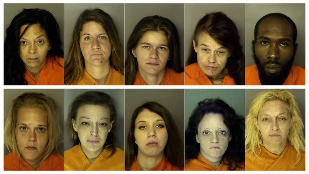 17 Arrested In Connection To Prostitution In Myrtle Beach