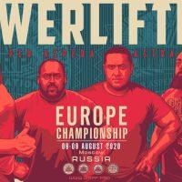 Открытый Чемпионат Европы WRPF_WEPF_WAF_WSF, Москва, 06-09.08.20