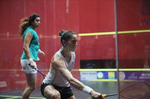 King beats Sherbini