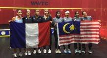 France v Malaysia