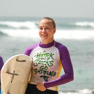 отзывы школа серфинга на Шри-Ланке