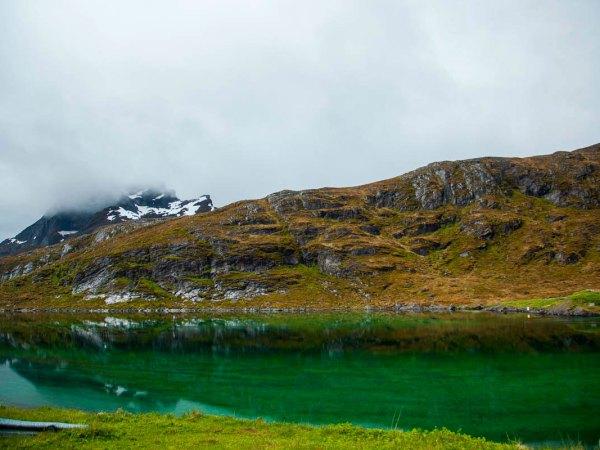 Норвегия июнь 2015