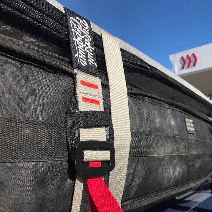 ремни для крепления досок для серфинга на крышу машины