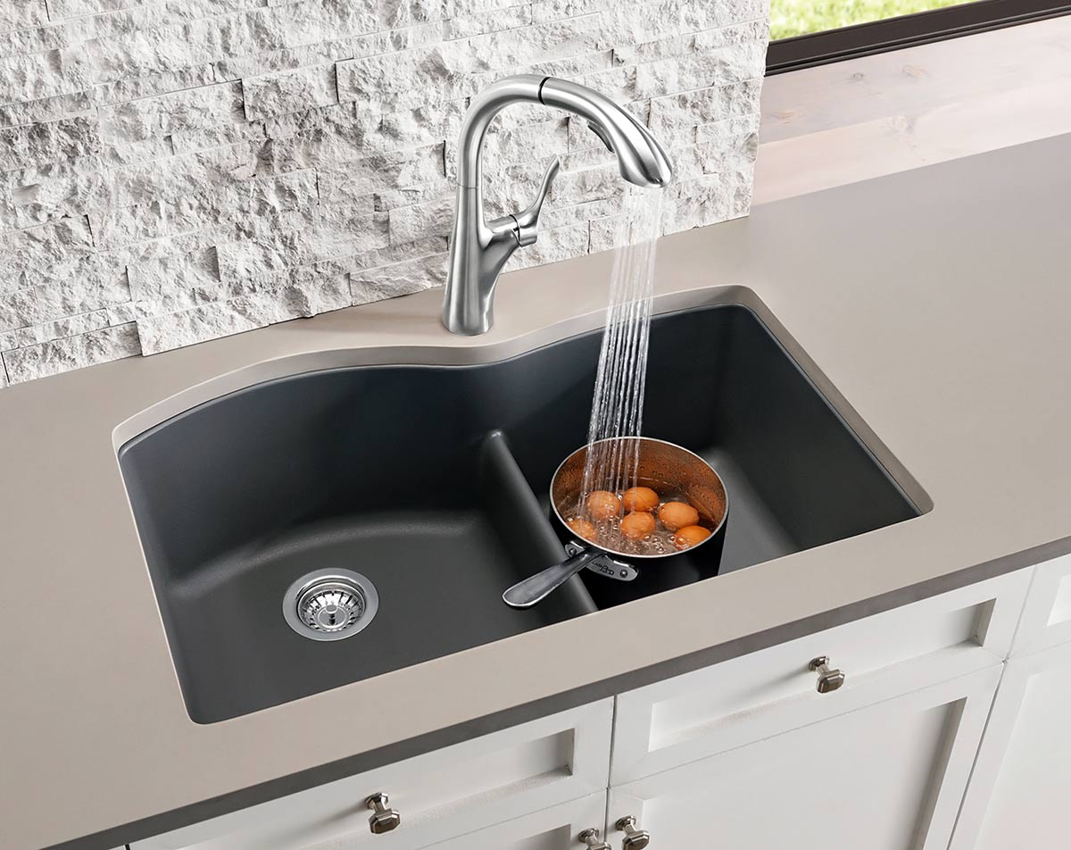 kitchen faucet with side spray high top table sets wshg.net | everything and the sink — plumbing ...