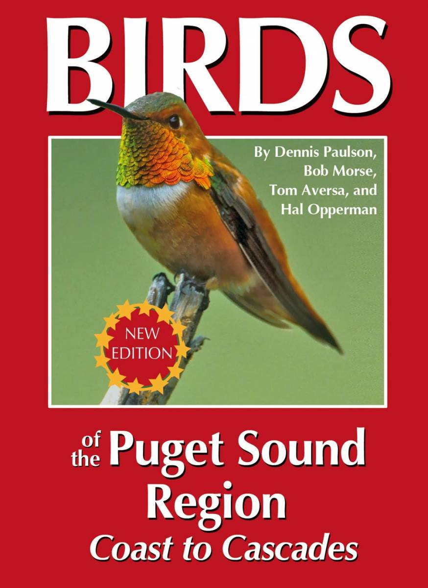 WSHGNET BLOG  New Local Book Focused on Puget Sound Regions Birds  Featured The Outdoors