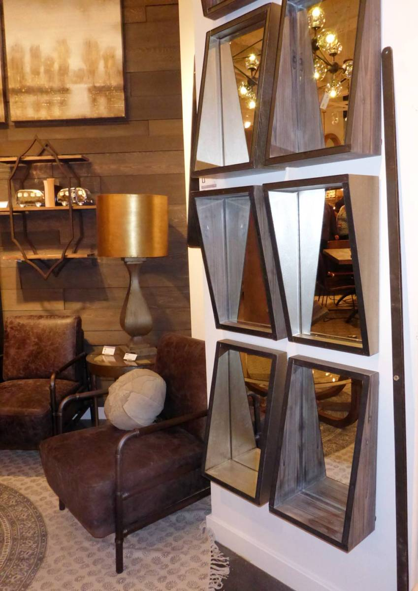 WSHGNET  Trends in Home Dcor  Products Featured at the