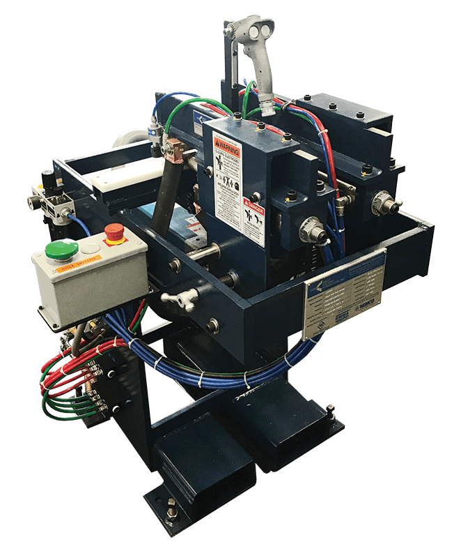 WSI Door and Frame Welder | Weld Systems Integrators