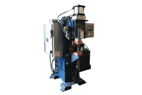 FABTECH CD Welder | Weld Systems Integrators