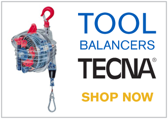 TECNA Tool Balancers | Weld Systems Integrators