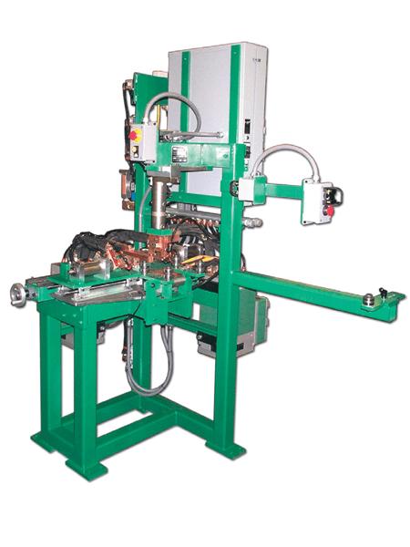 LORS Model 790 Pressure Plate Welder