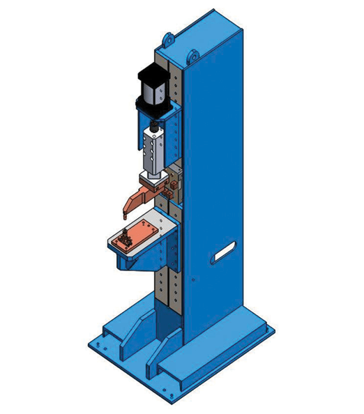 Robot EconoPress Press-Type | Weld Systems Integrators