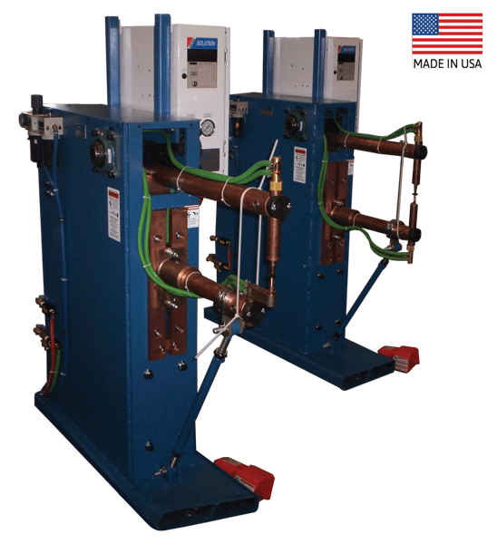 Rocker Arm Spot Welders - WSI Series | Weld Systems Integrators