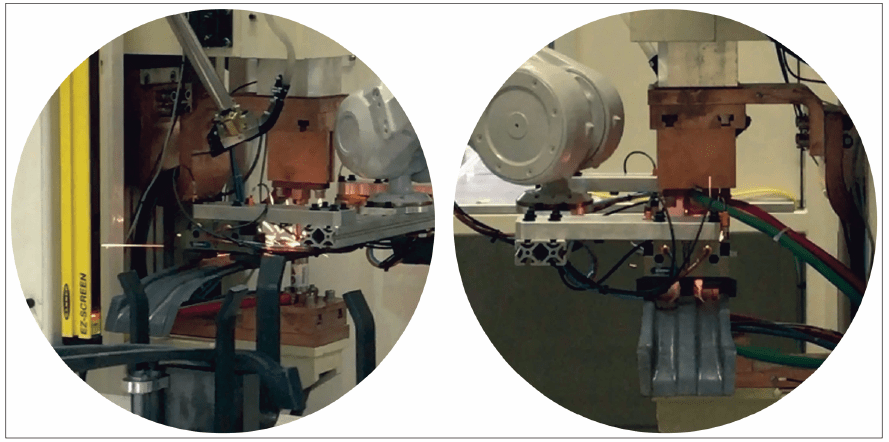 AWS Article - Automated Hot-Stamped Boron Steel CD Welding | Weld Systems Integrators
