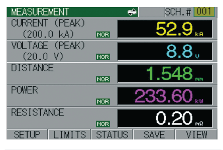 AWS Article - Figure 08 - MM-370B Process Monitor Data | Weld Systems Integrators
