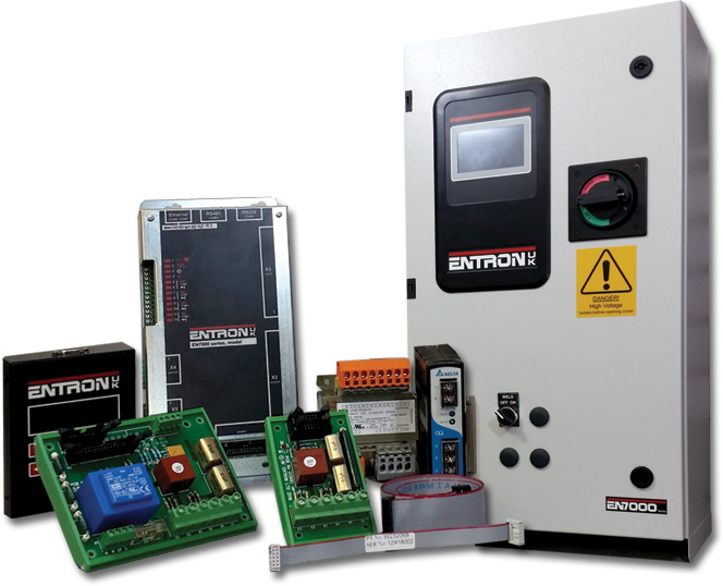 ENTRON Controls - EN7000 | Weld Systems Integrators