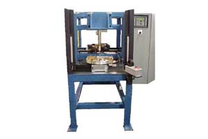 Resistance Welder - Turntable Welder | Weld Systems Integrators