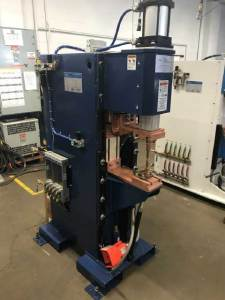 Used WSI Press Welder 20554 | Weld Systems Integrators