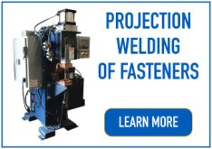 Learn More - Projection Welding of Fasteners | Weld Systems Integrators