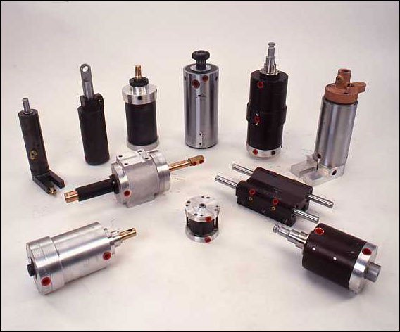 Milco Manufacturing Cylinders | Weld Systems Integrators