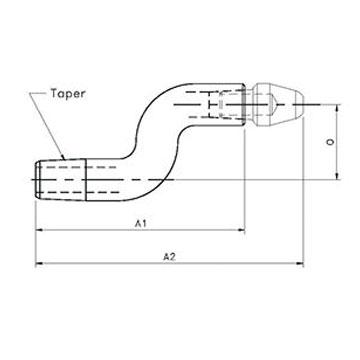 Tipaloy Shanks | Weld Systems Integrators