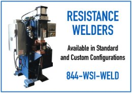 Resistance Welders - Learn More | Weld Systems Integrators