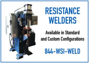 Resistance Welders - Learn More | Weld Systems Integrators