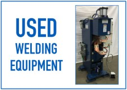 WSI AD | Used Welding Equipment | Weld Systems Integrators