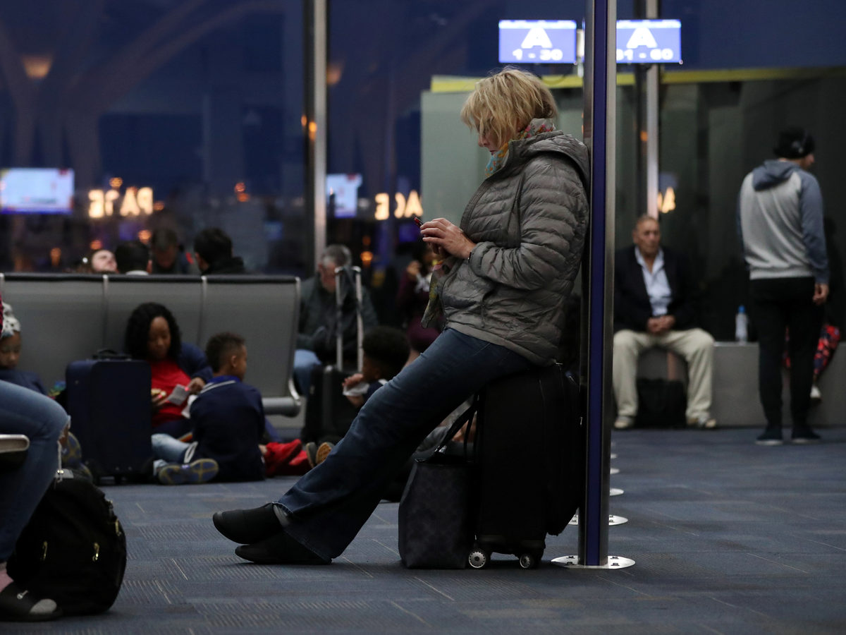 When you want to be sure your departure and arrival times aren't changing, it's possible to track flights online. Computer Problems, Weather Cause Major Flight Delays In ...