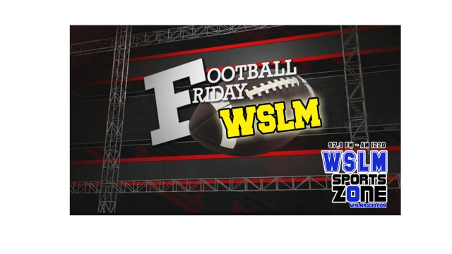 FOOTBALL FRIDAY WSLM