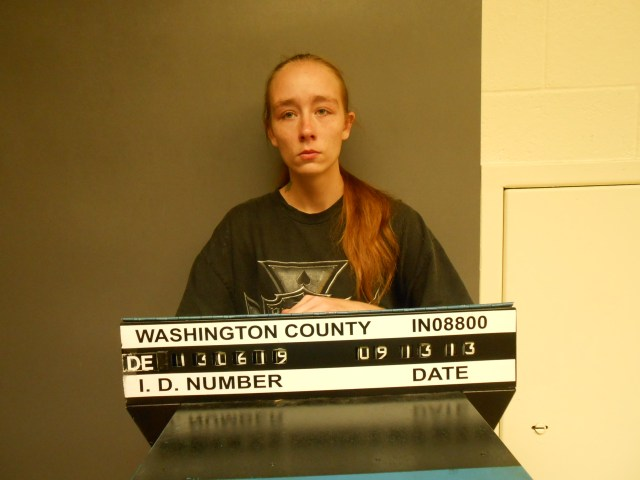 Casey Crane, 23, of Salem was arrested Friday at Noon and charged with a Class A Felony, Neglect of a Minor