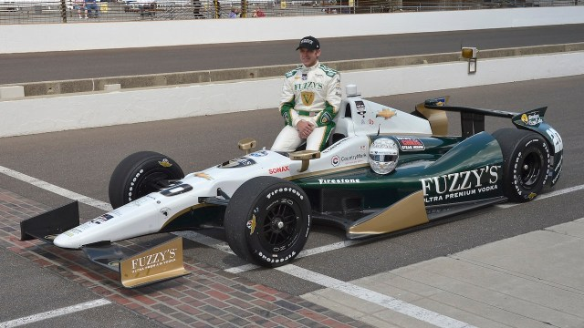 2014 IndyCar Indy 500 Qualifying