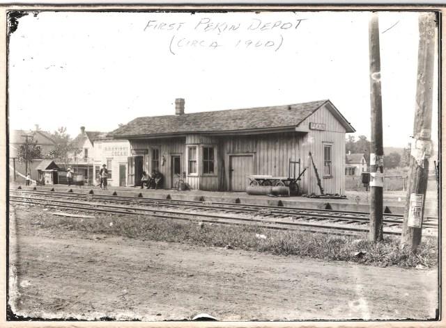 Pekin Depot