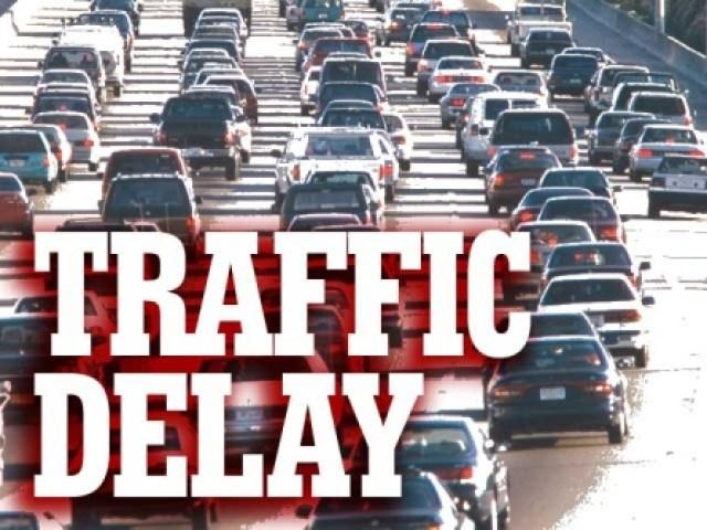 traffic-delay
