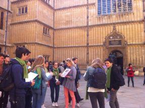 Oxford, Divinity School